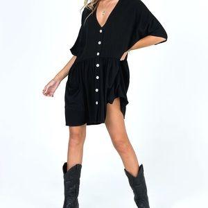 Boho black dress ✨